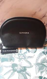 Sephora pouch with tag