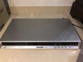 High End Panasonic DVD Player!