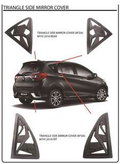 MYVI 2018 QUARTER WINDOW COVER (4pc)