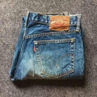 Levi's 506 jeans