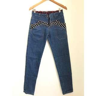 Funky High-waist Pants