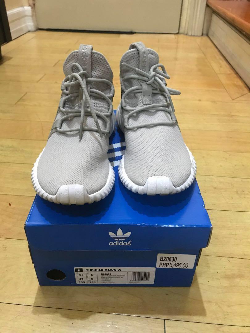 buy online 0b391 c0932 Adidas Tubular Dawn - Light Gray