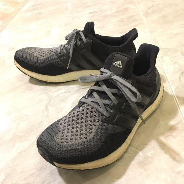 4dea241ef51 Adidas ultra boost 2.0 gradient black