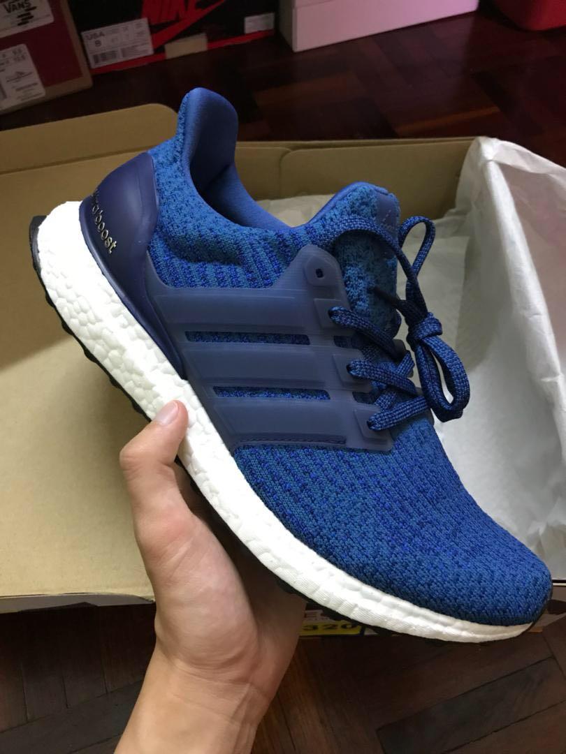 83ff990880933 Adidas Ultraboost 3.0 Royal Blue
