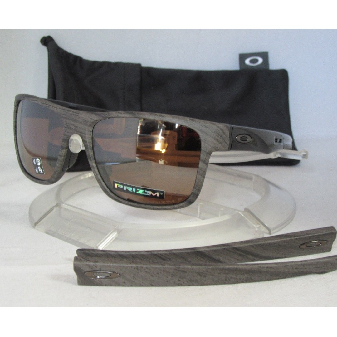 acab32bbe8 Authentic Brand New In Box OAKLEY OO9361-0757 POLARIZED CROSSRANGE ...