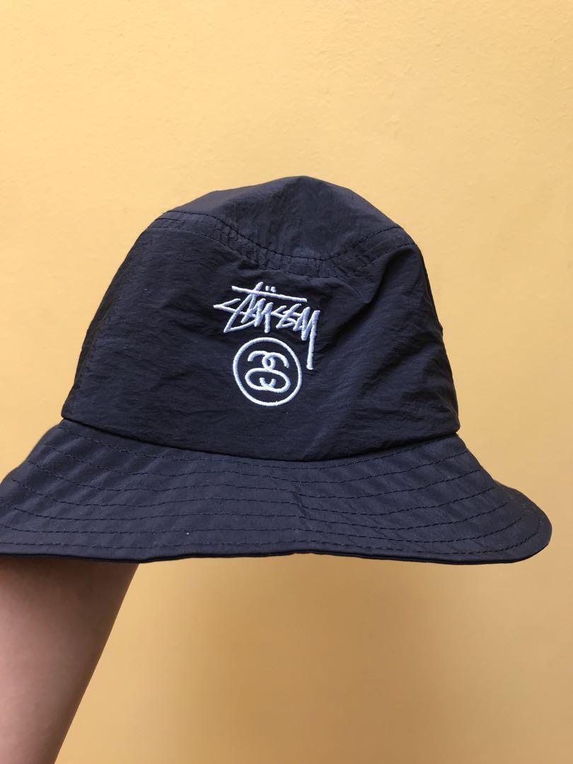 Authentic Stussy Bucket Hat 6b6c0fc321c9