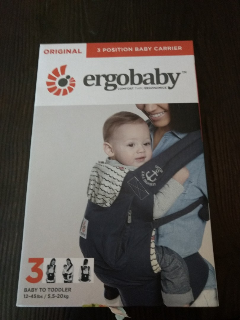 b5fcfc9b814 Baby Carrier Ergo Baby Original brand new