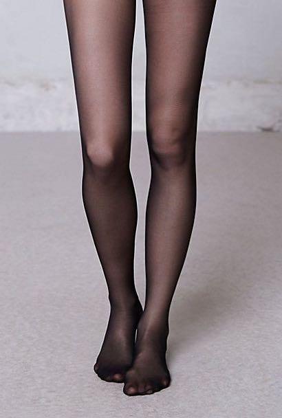22c8dd59b Black sheer stockings
