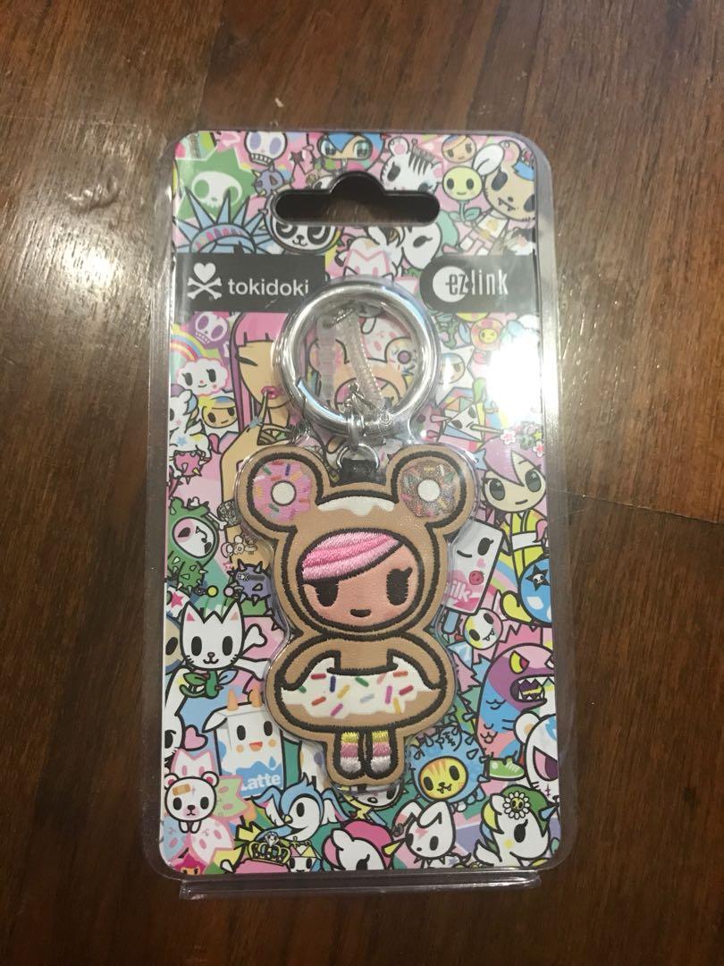 2383eff53c BN Donutella Tokidoki Ezlink charm keychain, Babies & Kids, Toys ...