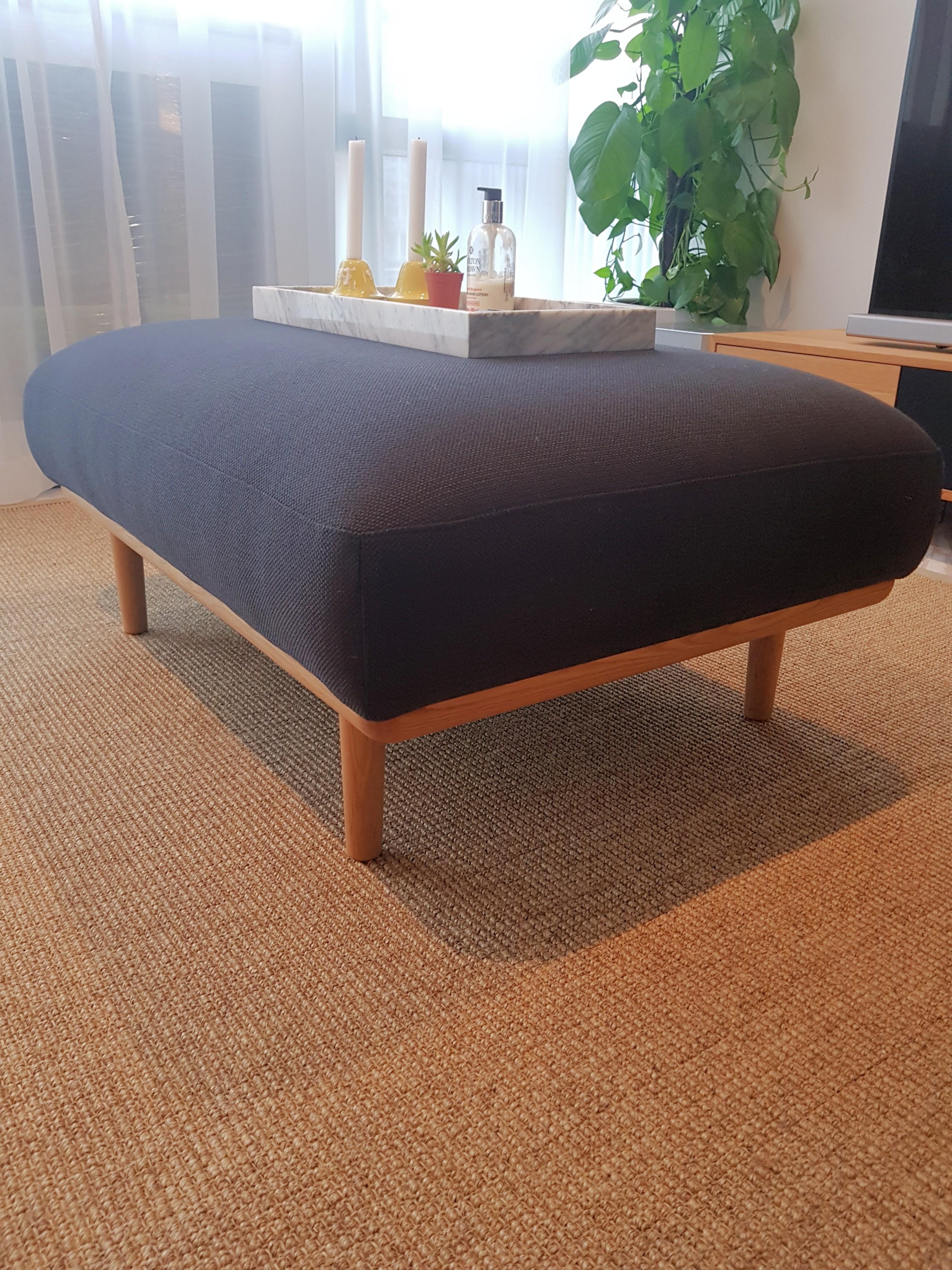 Bolia Danish Fabric Ottoman Furniture Sofas On Carousell