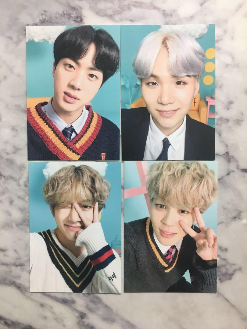 BTS Japan 4th Muster Photo Binder PC, Entertainment, K-Wave