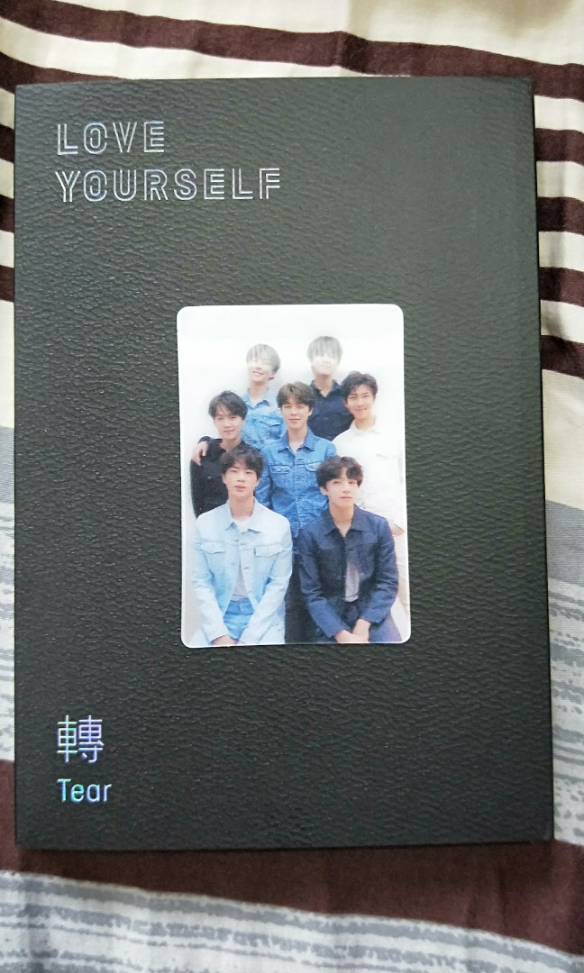 bts love yourself tear group lenticular photocard 1527394269 37aa405f