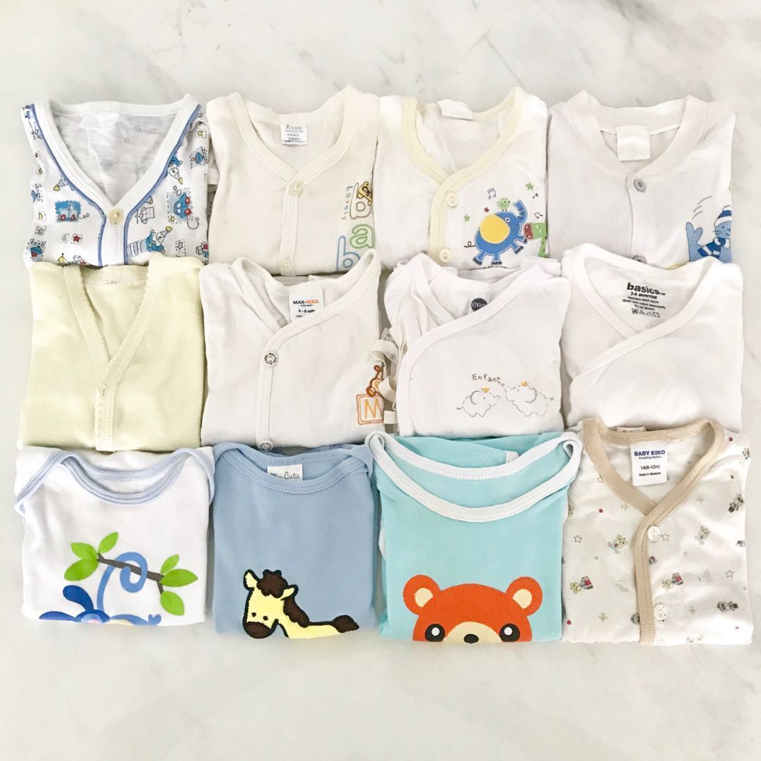 495c473c6 Bundle 12 pieces preloved baby boy clothes (0 to 6 months), Babies ...