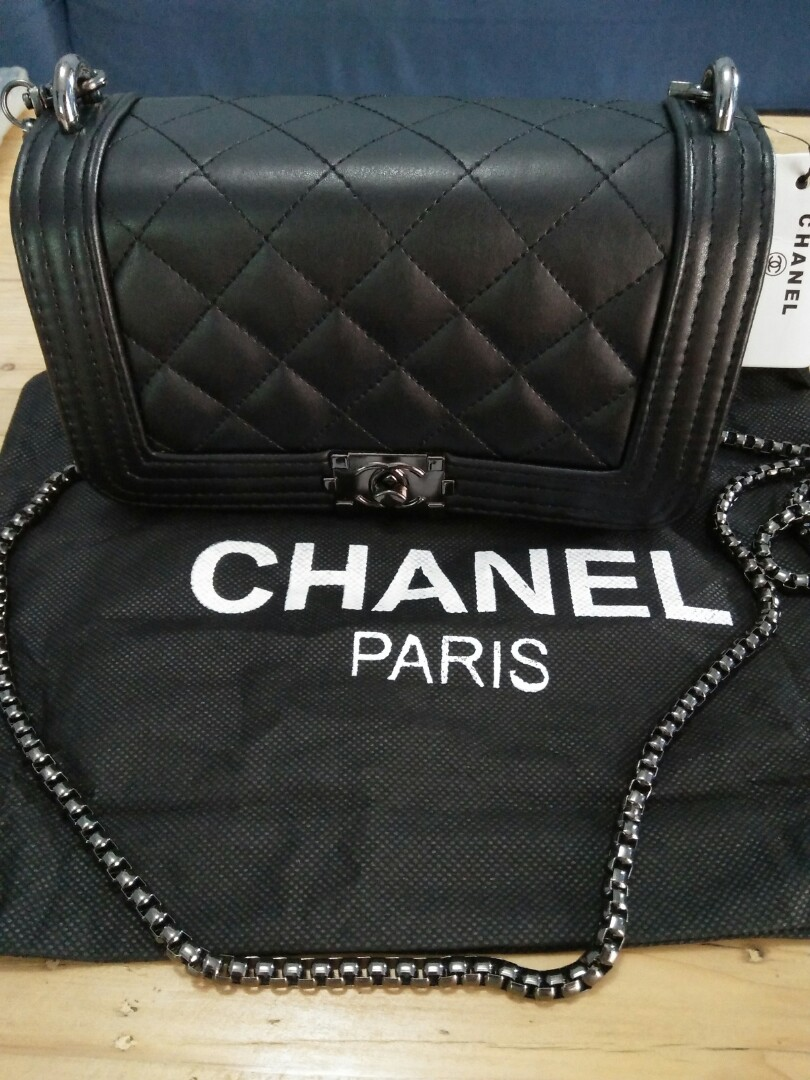 Chanel boy e461956799