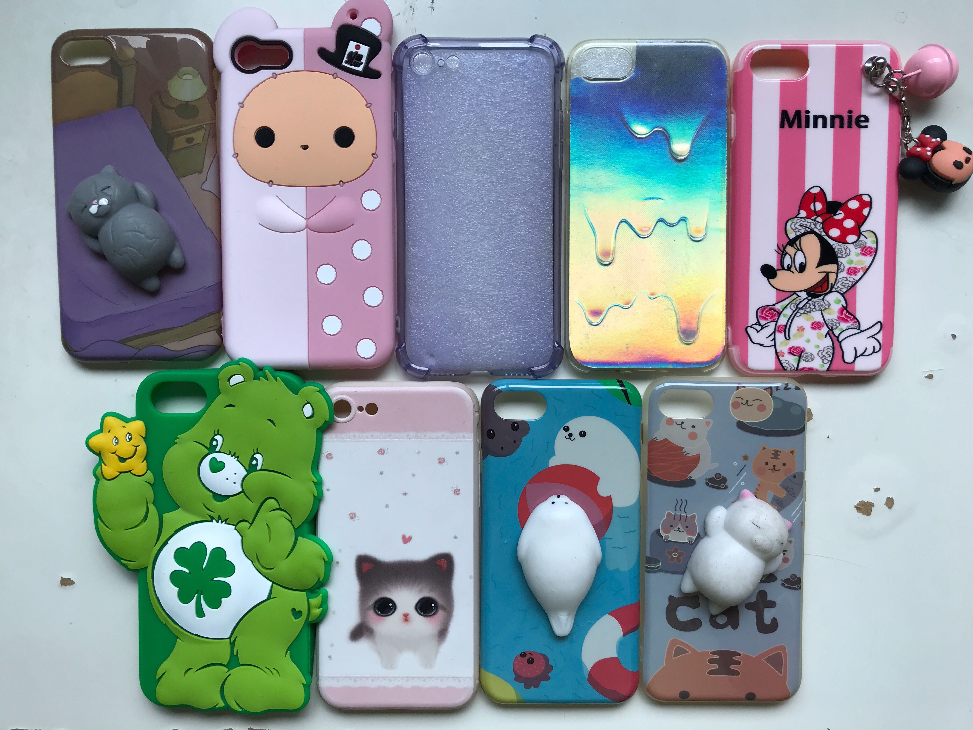 109593d491 CHEAP iPhone 7/8 silicone phone case clearance sale!!, Mobile Phones ...