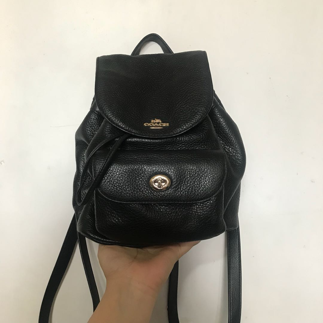 01f97aa4e64f Coach Backpack Chanel celine michael kors tory burch, Luxury, Bags ...
