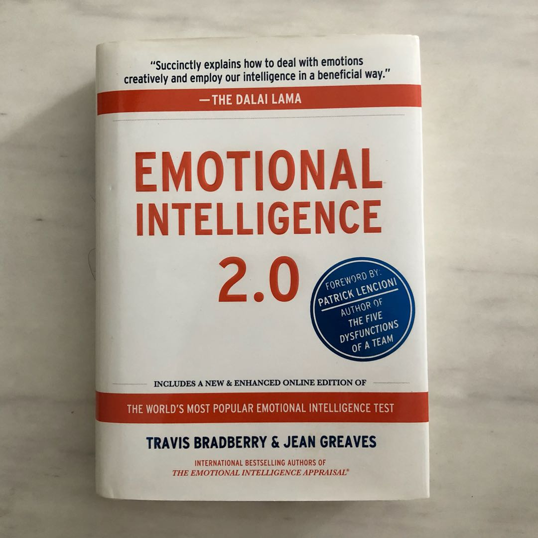 emotional intelligence 2 Is emotional intelligence 20 worth the buy keith beasley, first published use of emotional quotient (1987) and ei mentor answered may 28, 2018 author has 351 answers and 1543k answer views i doubt you can learn ei from a book it has to come from within.