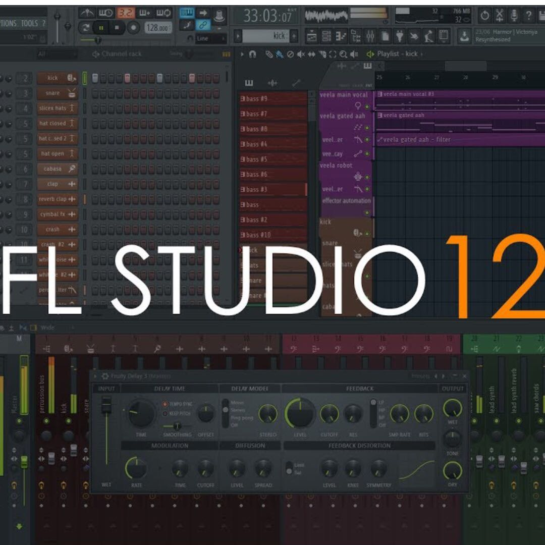 fl studio 12.4.2 producer edition