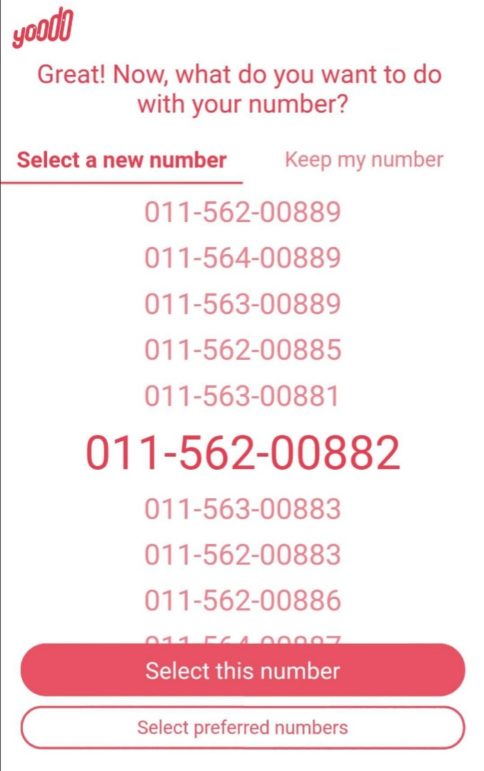 Get Your Yoodo Sim Card For Free + FREE RM20.00 Credit