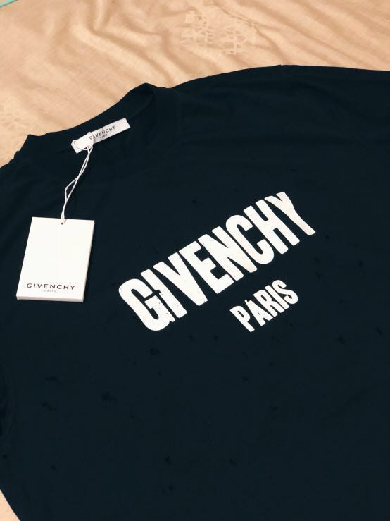 6a11061d Givenchy Paris T-Shirt, Men's Fashion, Clothes, Tops on Carousell