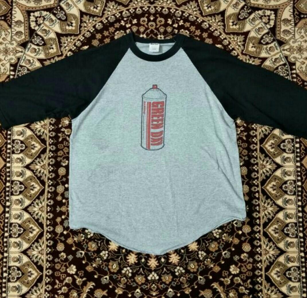 0fda142bc Green Day Band Shirt 3Q