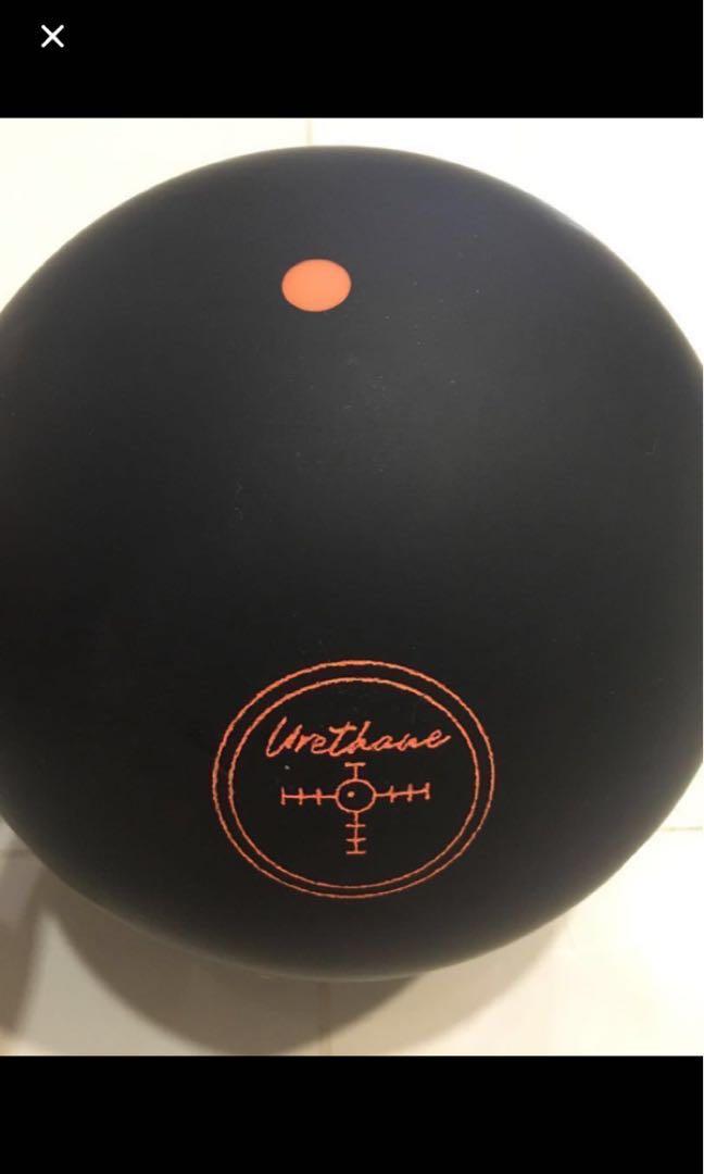 Instilled Hammer Black Widow Urethane Bowling Ball Sports