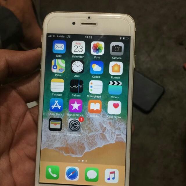 iphone 6 64gb Gold FU resmi inter gan 52db182821