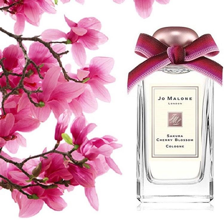 Jo Malone Sakura Cherry Blossom Cologne Original Kesehatan Kecantikan Parfum Kuku Lainnya Di Carousell