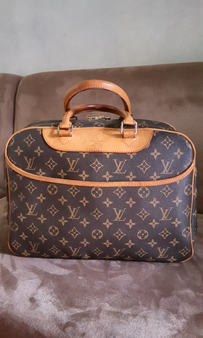 fbf803a5a70b FREE SF!!!!Louis vuitton deauville bag from japan authentic quality ...