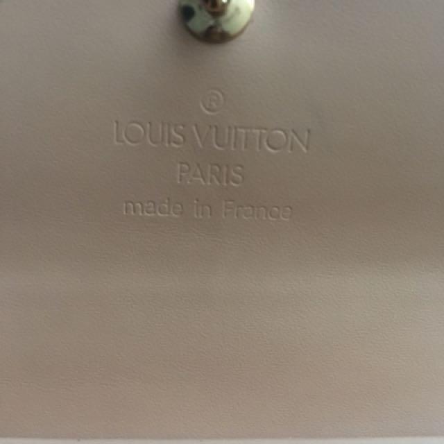 Louis Vuitton Multicolor cats hokder