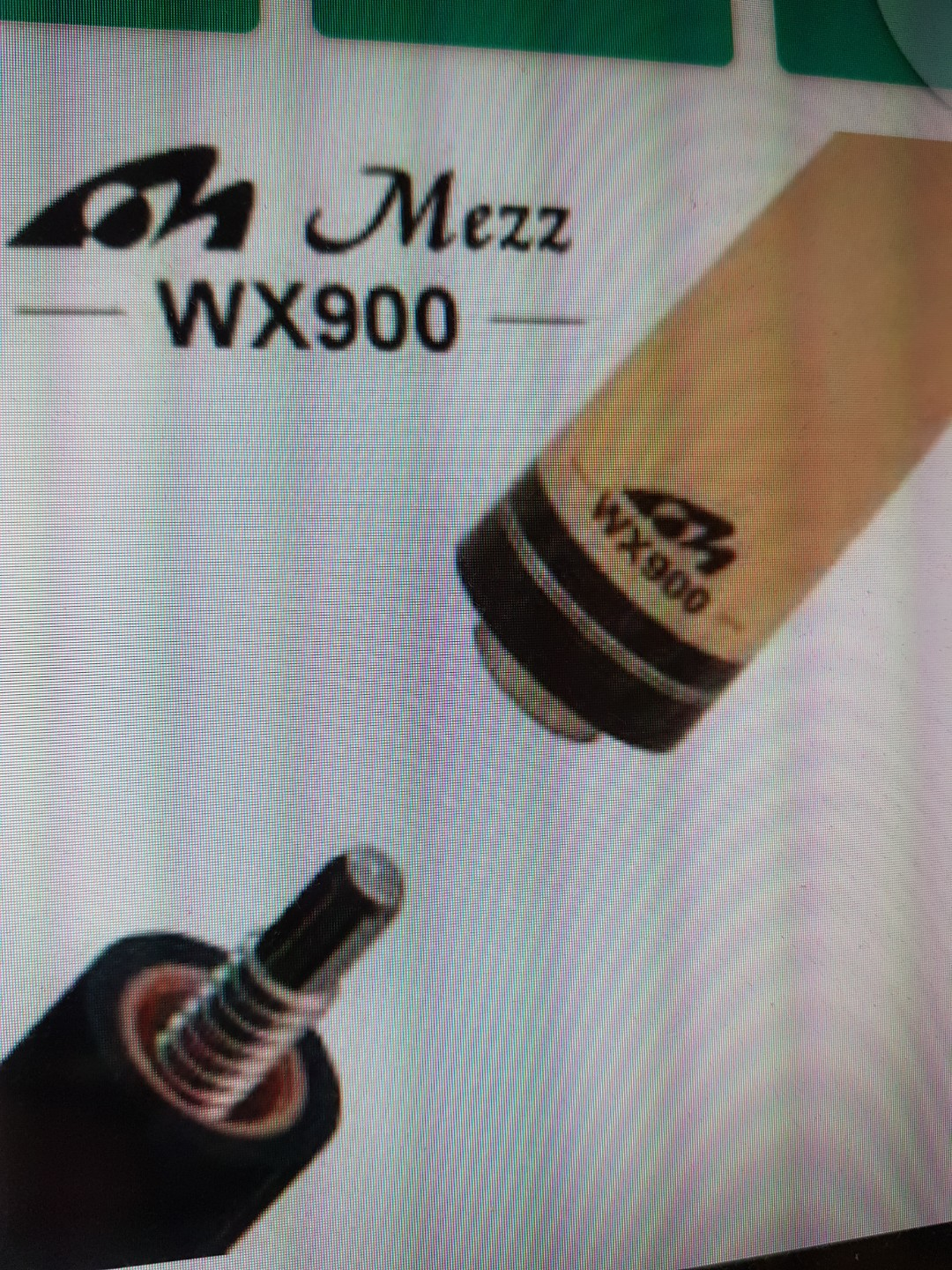 MEZZ WX900 SHAFT FOR UNITED CUE, Sports, Sports & Games