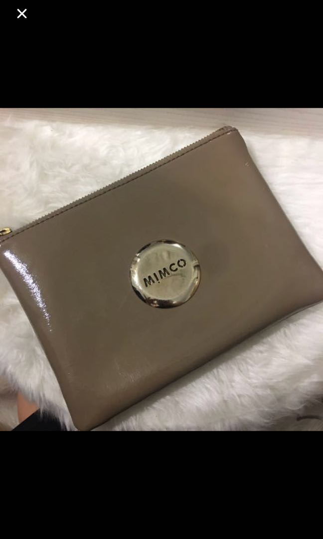 MIMCO Medium pouch x2