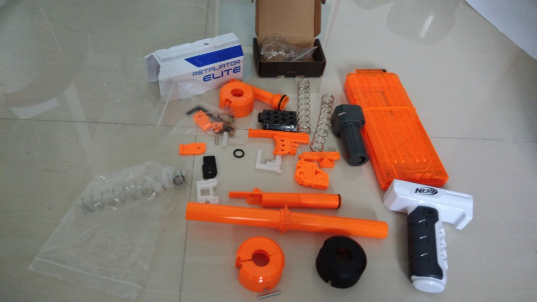 Nerf Guns Parts Toys Games Others On Carousell
