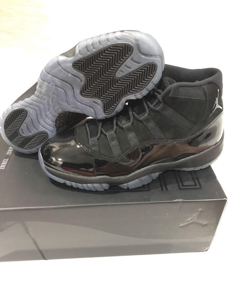 818c7e7679c8f8 Nike Air Jordan 11 retro cap and gown aka prom night