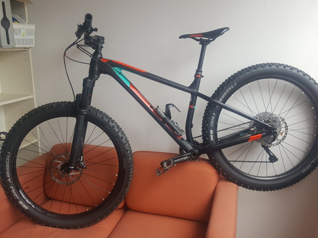 af3ce227ef7 Polygon ENTIAT TR8 ( 3 MONTHS OLD ), Bicycles & PMDs, Bicycles ...