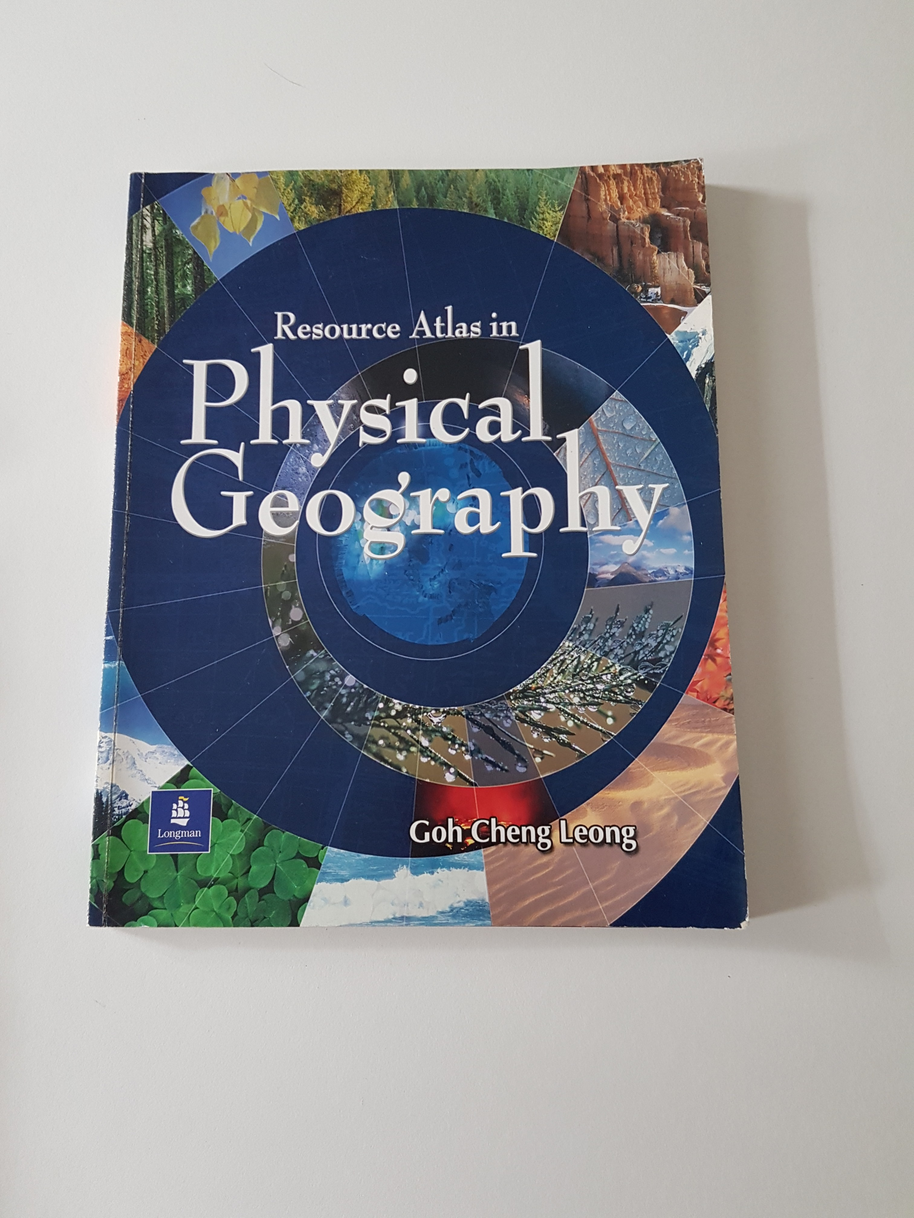 Resource Atlas Physical Geography by Goh Cheng Leong, Books
