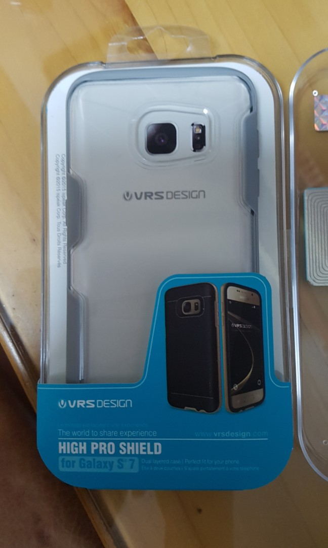S7 hard cover