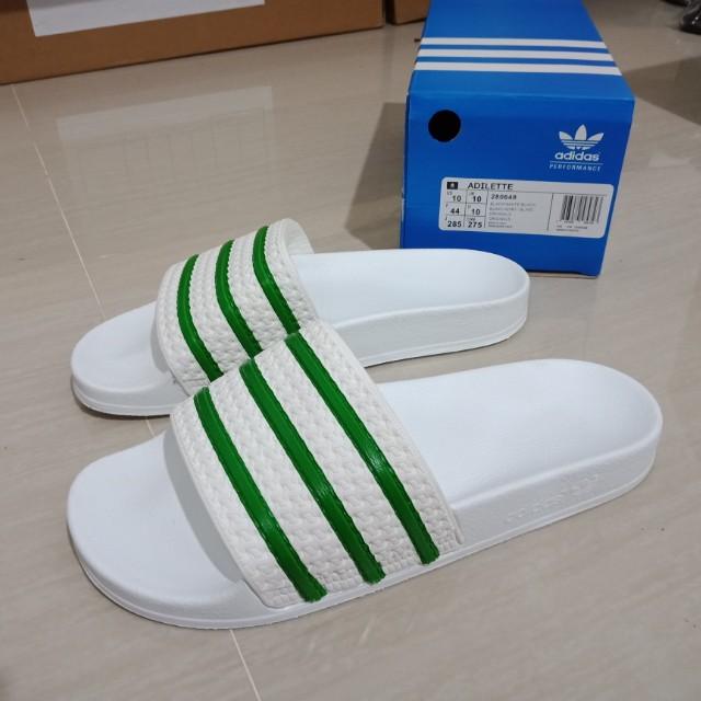 18040ce1f Sandal adidas adilette slop original, Men's Fashion, Men's Footwear ...