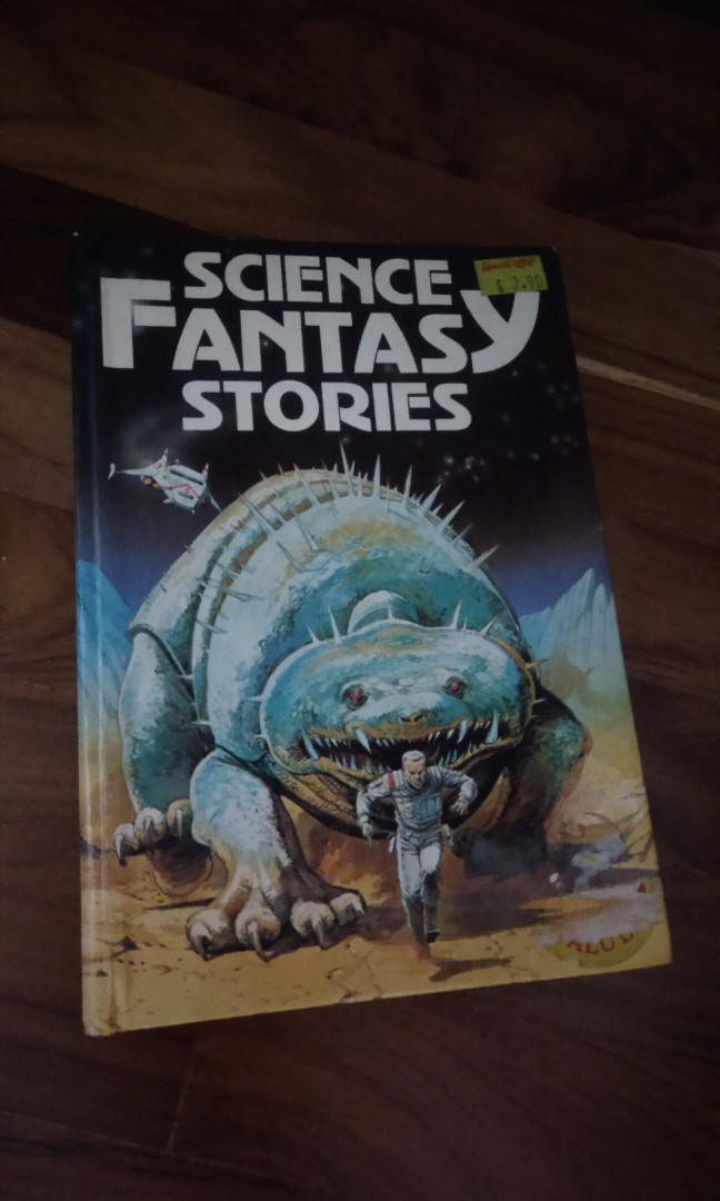 Science Fantasy Stories on Carousell