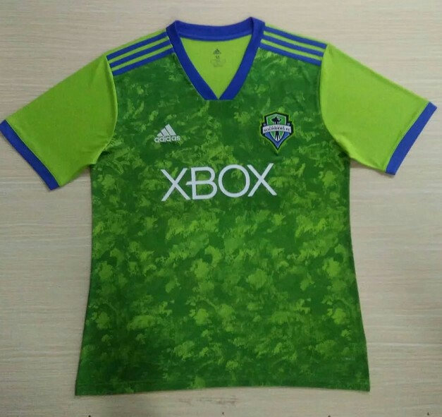 on sale 320c2 3755c Seattle Sounders 2018 Home Short Sleeve Kit, Sports, Sports ...