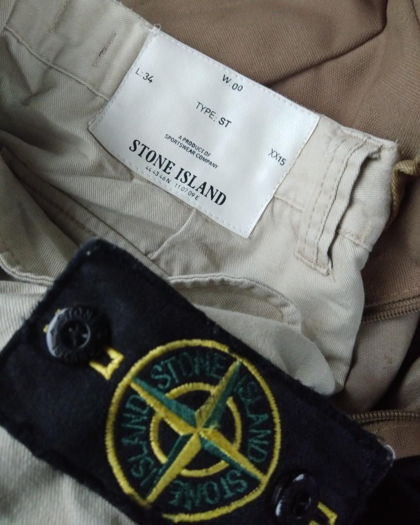 a372c42296 Stone Island Sportwear Cargopants, Men's Fashion, Clothes on Carousell