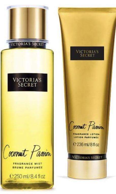 83efa25ba0 Victoria Secret Coconut Passion Bodylotion  mist 75ML