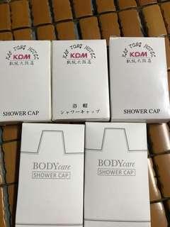 🚚 浴帽shower cap