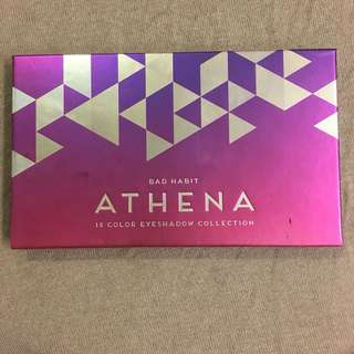 Bad Habit Beauty Athena Eyeshadow Palette