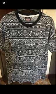 Aztec slim fit shirt