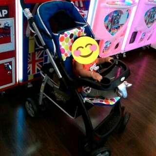 Stroller Anakku Rm200