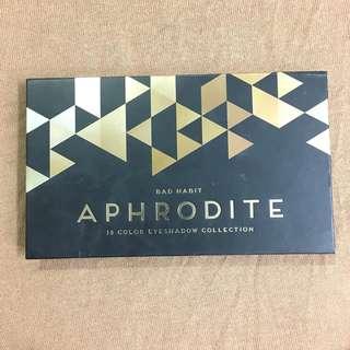 BADHABITBEAUTY Aphrodite Eyeshadow Palette