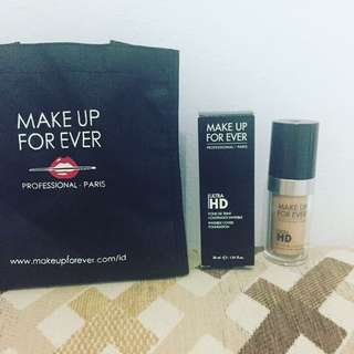 Foundation Mufe HD