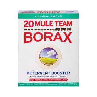 Borax activator