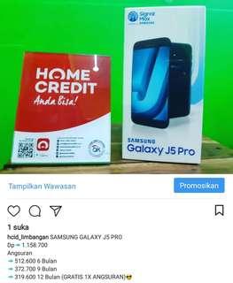 Kredit Handphone SAMSUNG GALAXY J5 PRO
